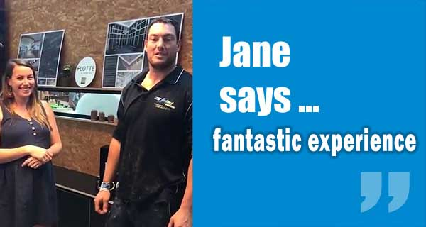 Jane Customer Review from Ashgrove