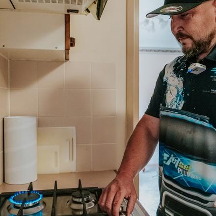 Gas Plumbing Ashgrove