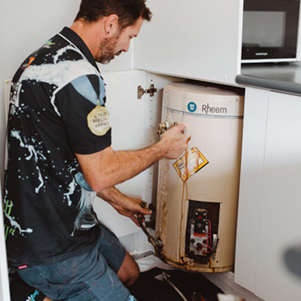 Hot Water System Ashgrove