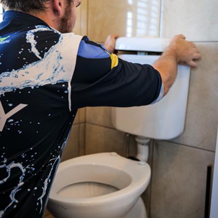 Toilet Plumbing Ashgrove